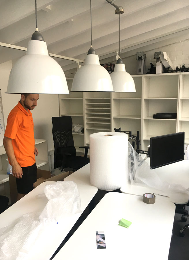 commercial removal service in london