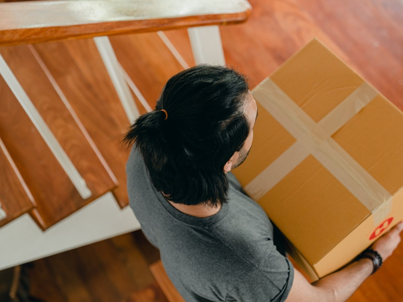 the day of moving and after the move tips