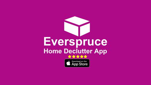 Everspruce - home declutter app