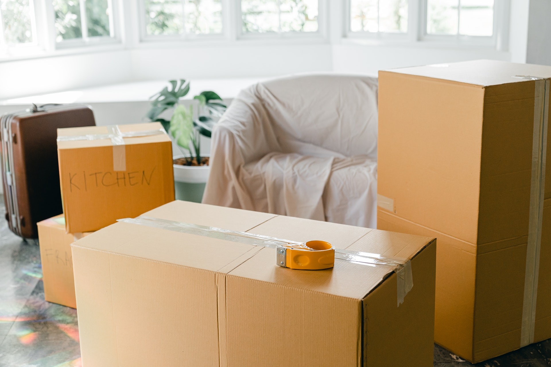 Tips To Get Free Boxes For Moving in the UK