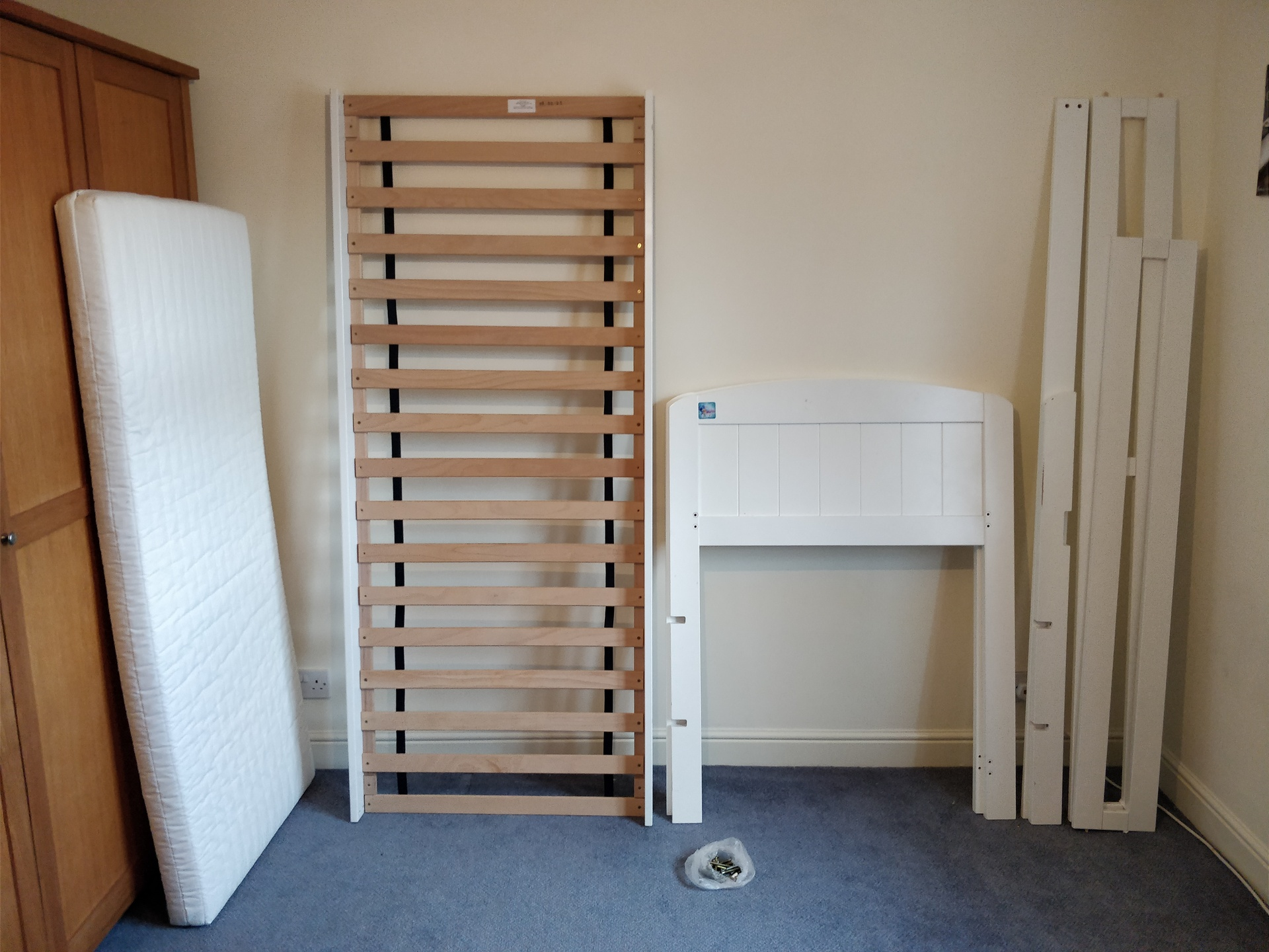 How to Dismantle a Bunk Bed 21