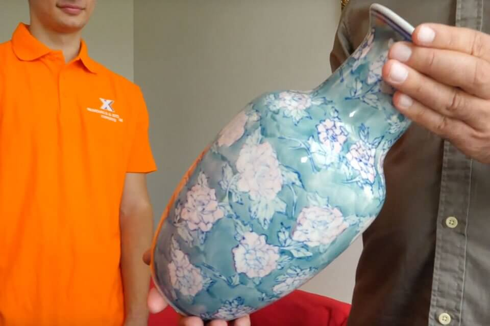 How to Pack a Vase for Moving or Storing