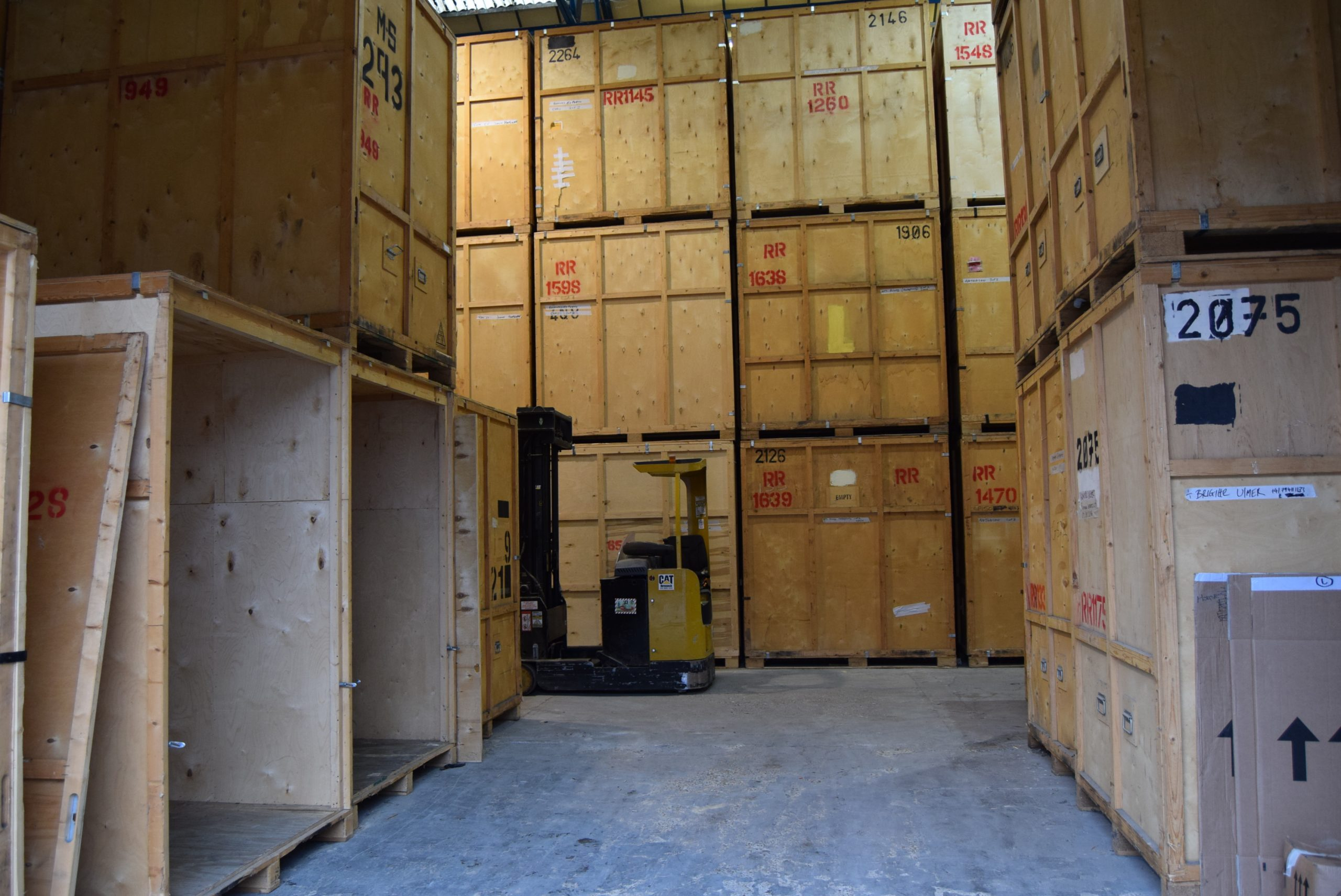 commercial office or industrial storage solutions