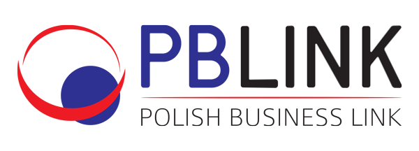 Polish Business Link (PBLink) logo