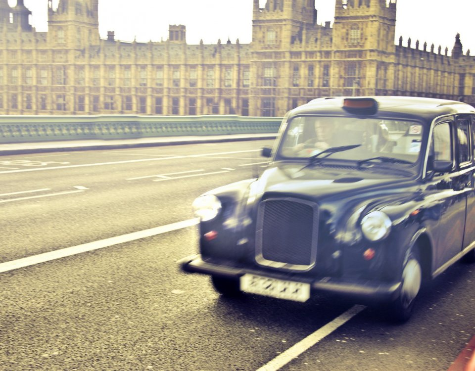 moving yourself in london